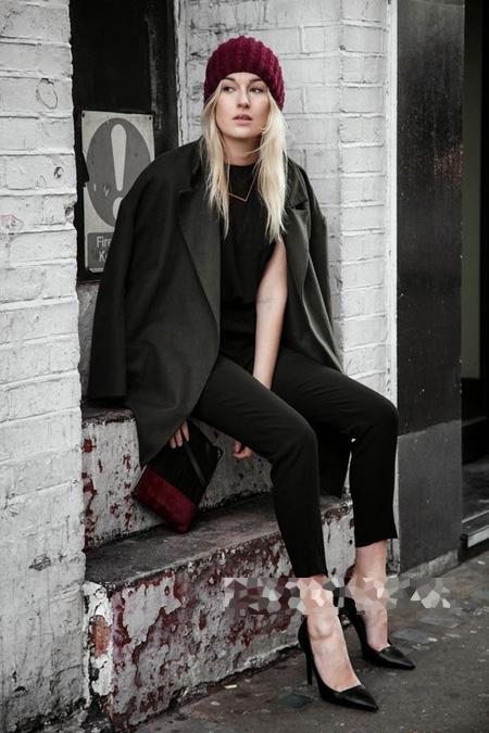 BST trang phục street style thoải mái cho nàng