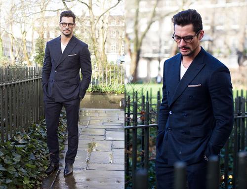 Phong cách quý ông lịch lãm tại London
