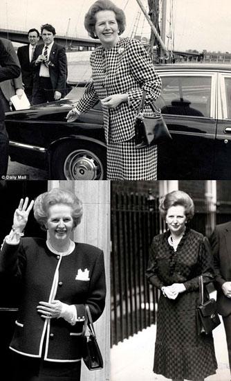 Phong cách thời trang của các nữ chính khách tự tin