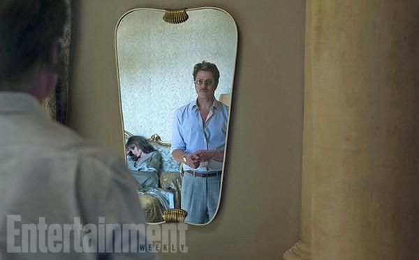 Ảnh đầu tiên trong phim của Jolie-Pitt