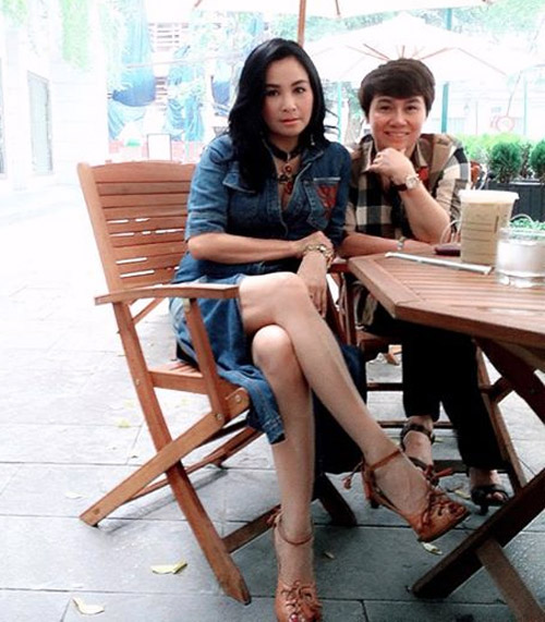Diva Thanh Lam có Đôi chân đẹp ít ai biết