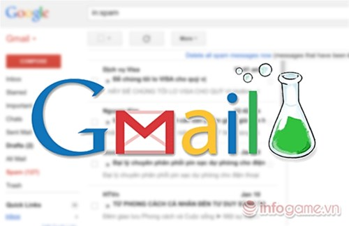 10 tính năng của Gmail Labs bạn đã dùng?