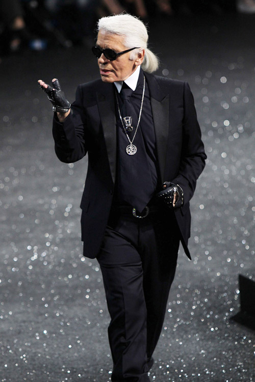 Mẹo ăn mặc cá biệt của ba 'ông hoàng' thời trang danh tiếng