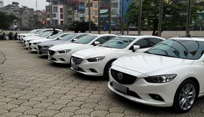 Mazda 6 vượt doanh số Camry 3 tháng liên tiếp ở Việt Nam