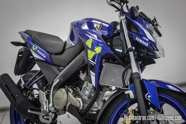Hình ảnh chi tiết của Yamaha Fz150i thế hệ mới giá sốc
