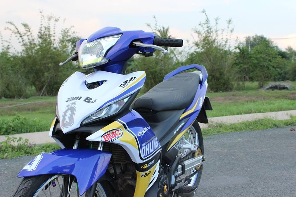 Hình ảnh Yamaha Exciter độ kiểng miền đồng bằng