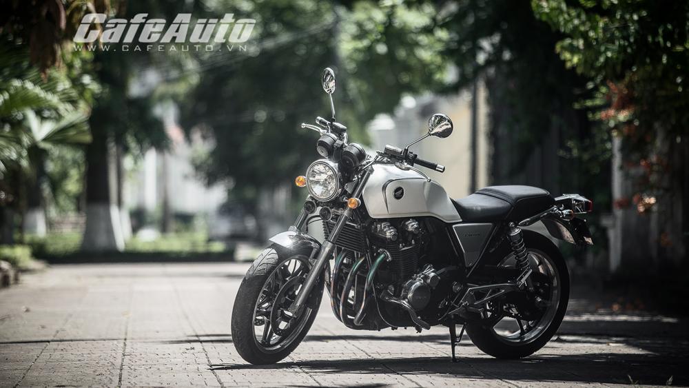 Honda CB1100 - niềm đam mê của những người yêu hoài cổ
