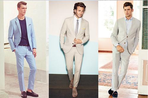 Mẹo mặc vest không đổ mồ hôi cho nam giới