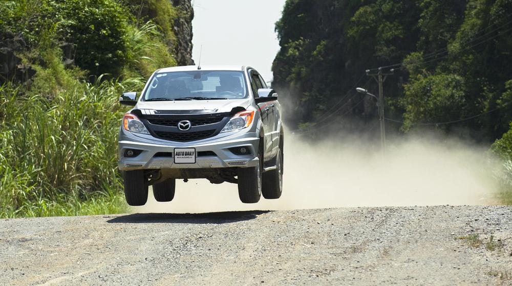 Sự 'trỗi dậy' của Mazda BT-50S