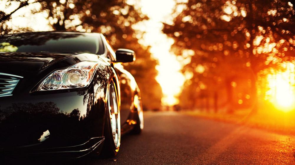Trời nắng gắt, đi xe màu đen tốn xăng hơn