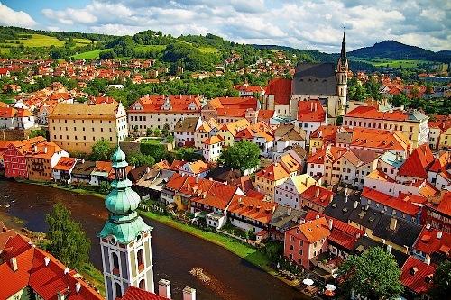 Địa điểm du lịch những thị trấn nhỏ xinh nhất châu Âu