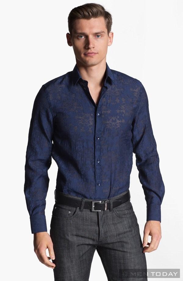 BST trang phục mùa hè đơn giản cho nam từ Versace độc đáo