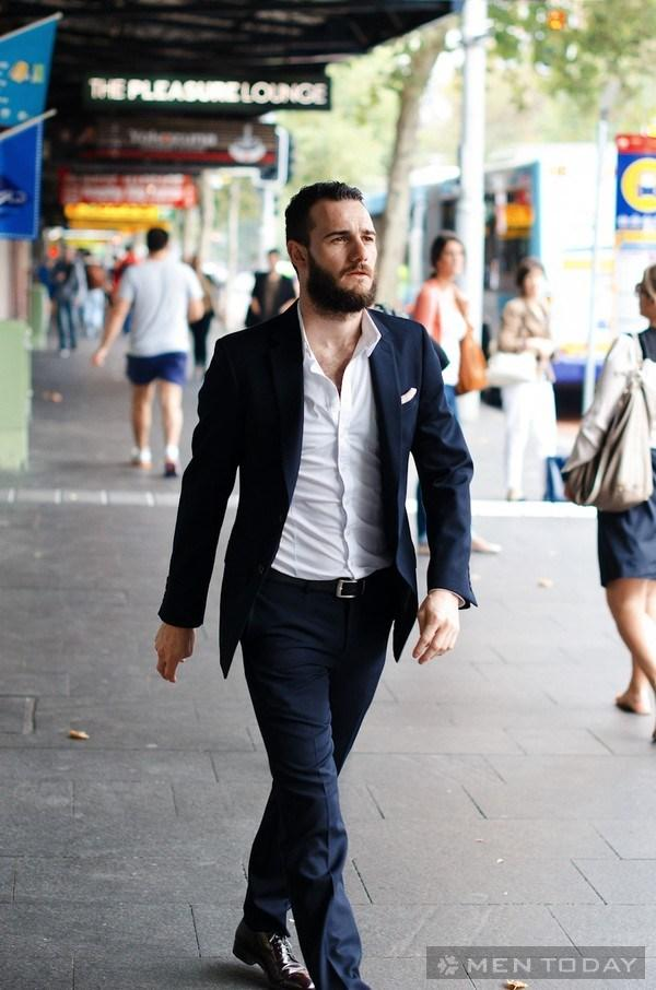 Mẹo mix trang phục cho quý ông tuổi 30 trẻ trung