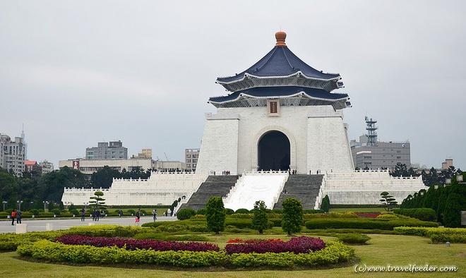 Những điểm du lịch được biết nhiều nhất ở Đài Loan