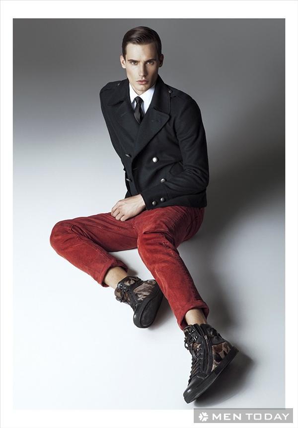 BST thời trang nam thu đông từ Tata Italia