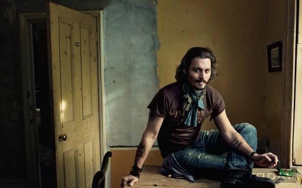 BST thời trang phá cách của Jack Sparrow