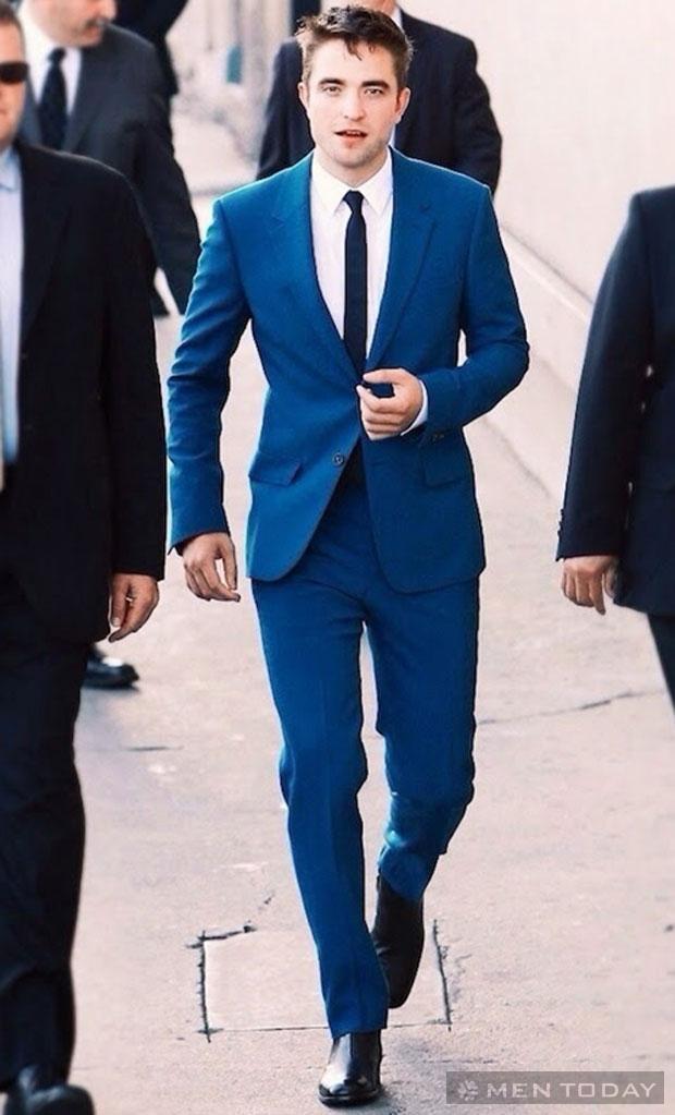 Các bộ cánh lịch lãm của Robert Pattinson độc đáo