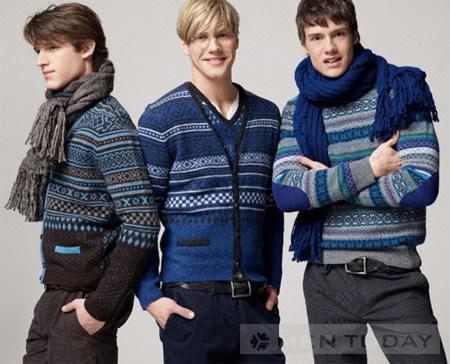 Các món đồ nam giới không thể thiếu trong mùa đông