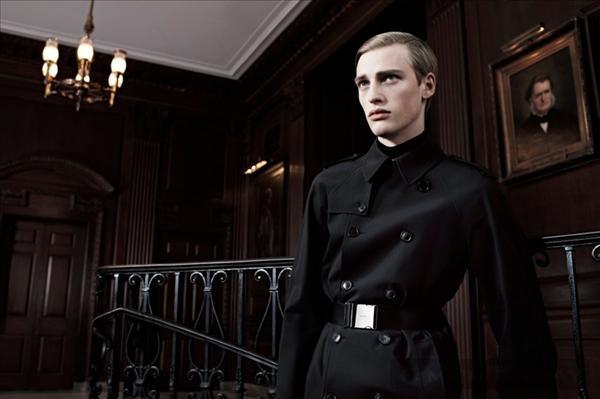 Chiến dịch thu đông của Dior Homme lịch lãm