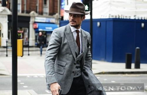 Cùng diện waistcoat lịch lãm và đa phong cách cho Men