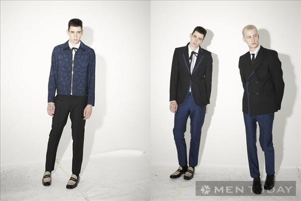 Cùng xem thời trang nam thu đông từ Marc Jacobs cá tính