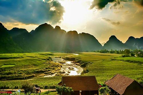 Hình ảnh tuyệt đẹp ở vườn quốc gia Phong Nha Kẻ Bàng