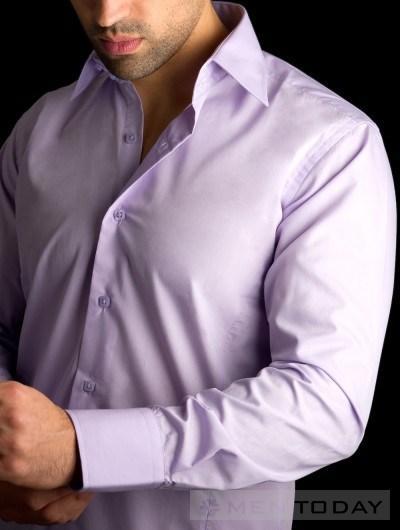 Hướng dẫn chọn áo sơ mi cho các chàng béo cá tính