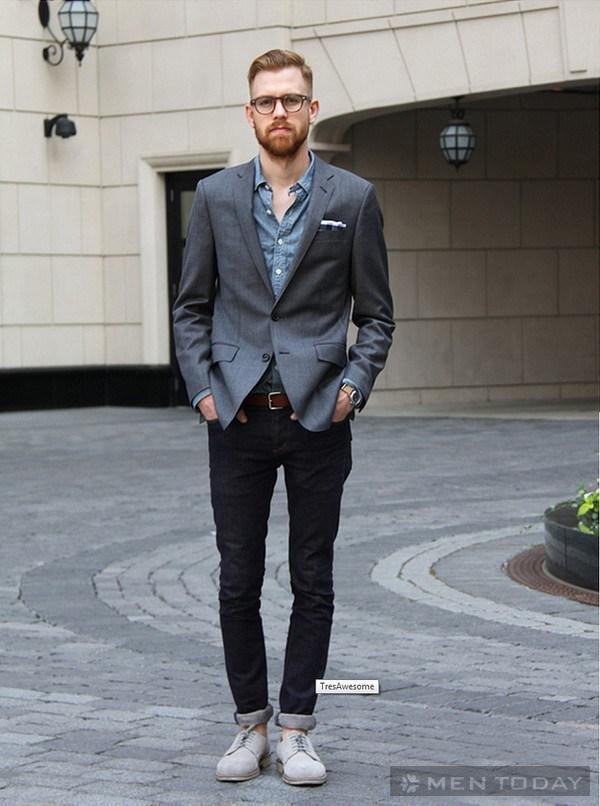 Hướng dẫn chọn jeans phù hợp mọi vóc dáng cho chàng tự tin