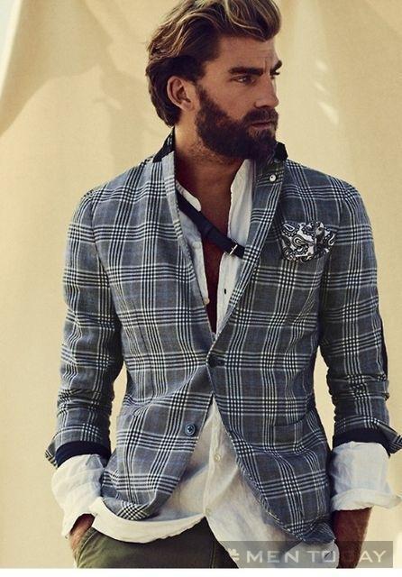 Hướng dẫn chọn trang phục và phối đồ cho chàng mùa hè thoải mái