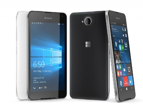 Lumia 650 - điện thoại Windows mỏng nhất