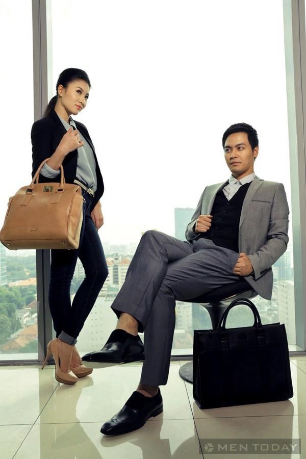 MC Phan Anh và Nguyệt Ánh đầy lôi cuốn cùng thời trang Pedro thanh lịch