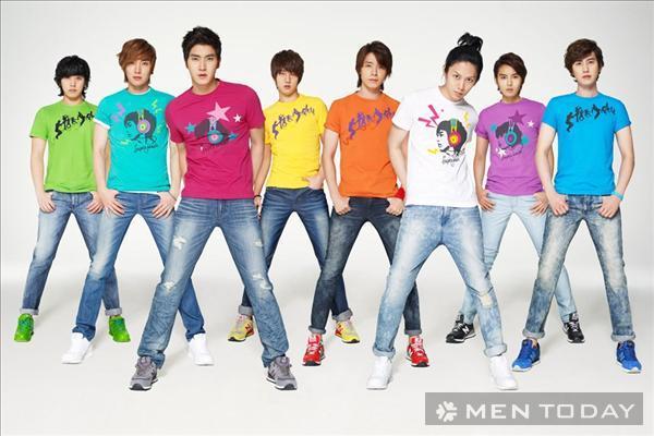 Mẹo diện áo pull rực rỡ như boyband Kpop tự tin