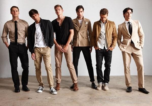 Những điều bạn sẽ chưa biết về quần khaki nam giới