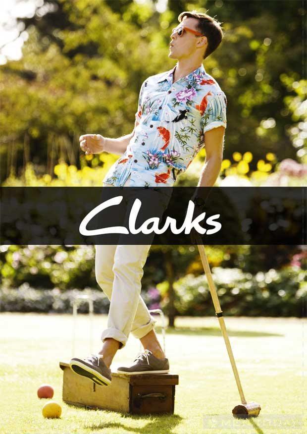 Những mẫu giày nam không thể bỏ qua của Clarks mạnh mẽ