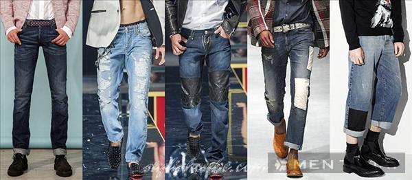 Những mẹo chọn quần Jean nam không phải ai cũng biết