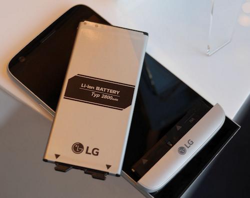Những tính năng mà iPhone 6S không có trên LG G5