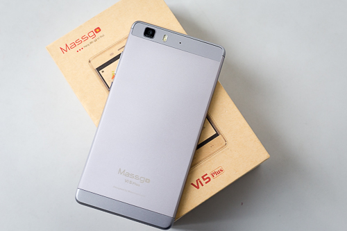 Phablet vỏ kim loại, giá tốt Massgo Vi5 Plus