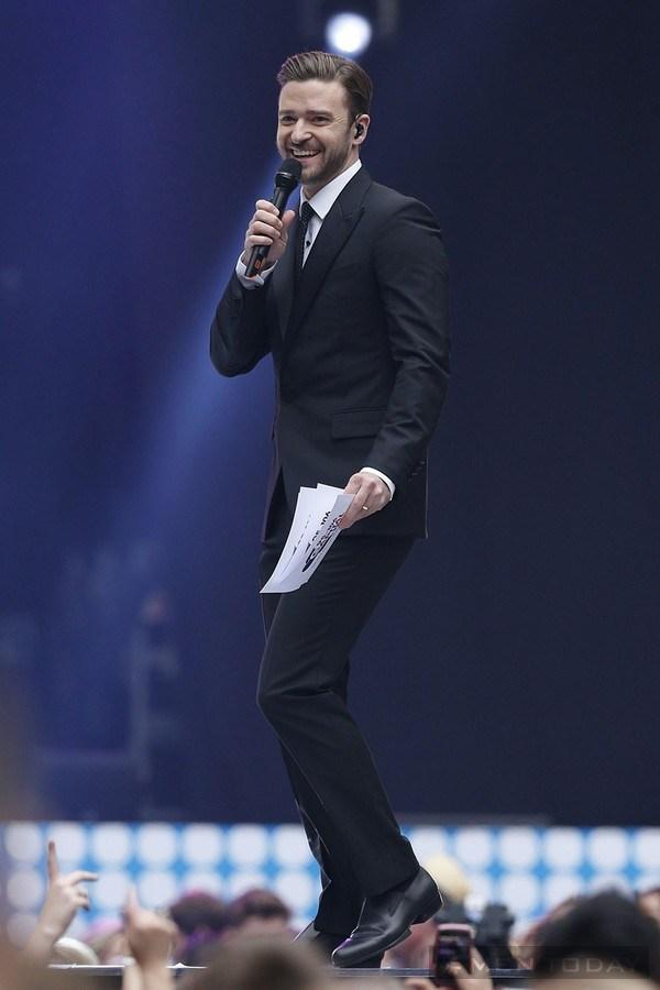 Phân tích phong cách quý ông hiện đại của Justin Timberlake thời thượng
