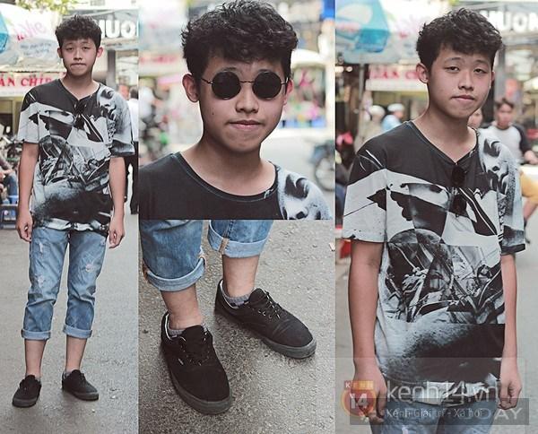 Phong cách Streetstyle của các chàng trai Việt ngày thu thoải mái