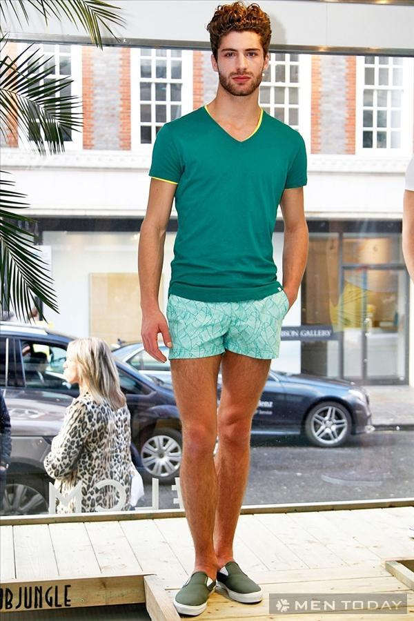 Phong cách thời trang nam từ Orlebar Brown   LCM độc đáo