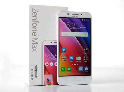 Smartphone pin 'trâu' giá 4,49 triệu đồng của Asus
