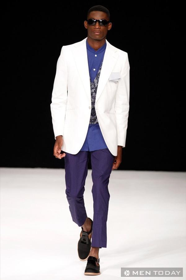 BST thời trang nam từ Spencer Hart