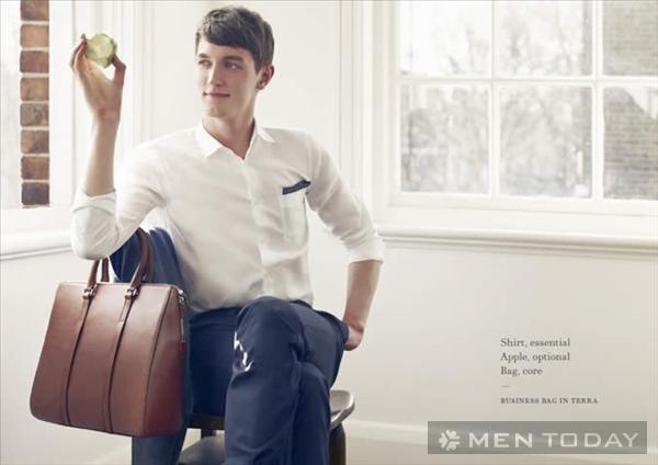 BST túi xách sang trọng từ Just William giành cho nam giới