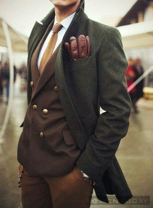 Cà vạt – một phụ trang quyền lực của phái mạnh cần nắm vững