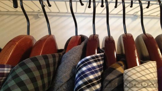 Danh sách phụ kiện bảo quản cho bộ suit của bạn