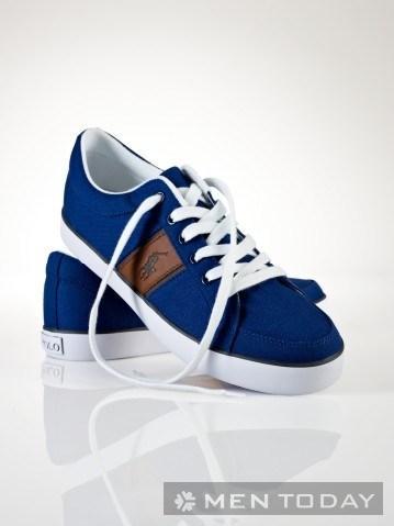 Giày Polo Ralph Lauren cho các chàng