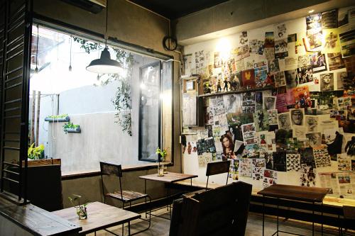Góc cà phê tĩnh lặng ở ngoại ô Sài Thành