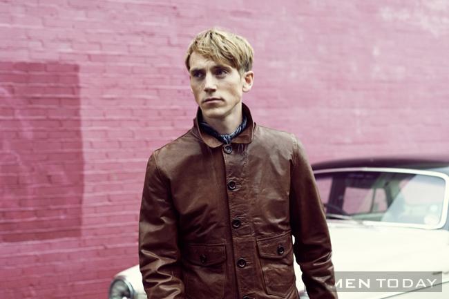Những phong cách thời trang nam thu đông từ Topman Ltd