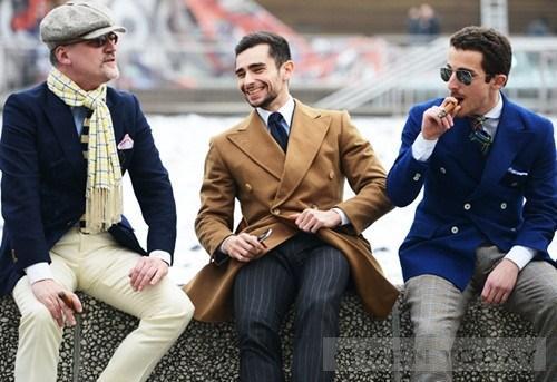 Nổi bật trong Tuần lễ Thời trang Thu Đông cho chàng tự tin