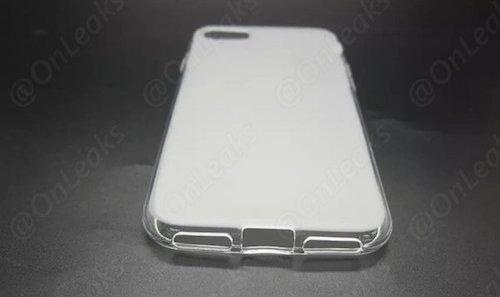Ốp bảo vệ hé lộ iPhone 7 có camera kép, bỏ giắc tai nghe